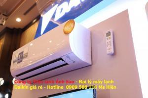 Máy lạnh treo tường Daikin chính hãng giá rẻ