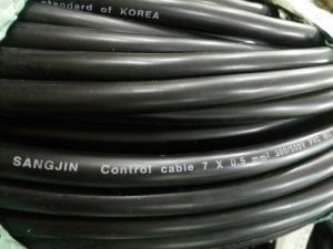 Dây cáp điện chống nhiễu SangJIn 7x0.5mm