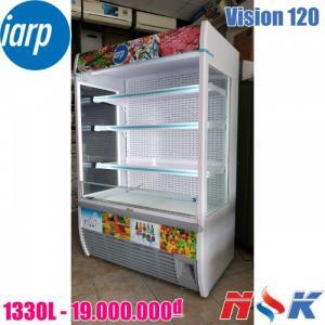 Tủ mát trưng bày siêu thị IARP VISION 120 1330 lít
