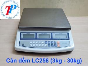 Cân đếm, cân đếm số lượng LC 258 3kg giá rẻ