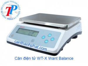 Cân WT300001XE 30kg x 0.1g, Wantblance