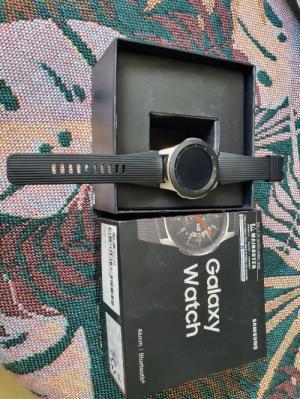 Bán Đồng Hồ Samsung Galaxy Watch size 46mm mới 98% hàng Mai Nguyên fullbox