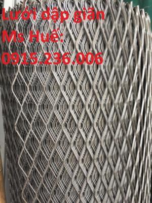 Lưới thép hình thoi, lưới thép hình quả trám, lưới thép dập giãn