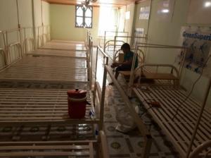 cung cấp giường sắt đơn 1.2m x2m giá sản xuất….
