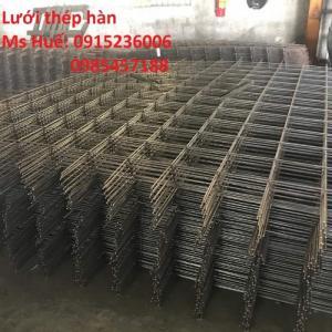 Nơi bán lưới thép hàn D4, D5, D6, D7, D8, D9, D10, D12 giá rẻ phân phối toàn quốc