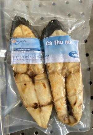 Đặc sản xứ Nghệ: Cá thu nướng – Biển Quỳnh Food