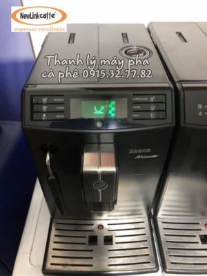Thanh lý máy pha cà phê tự động Saeco