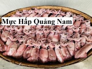 Mực Hấp Quảng Nam