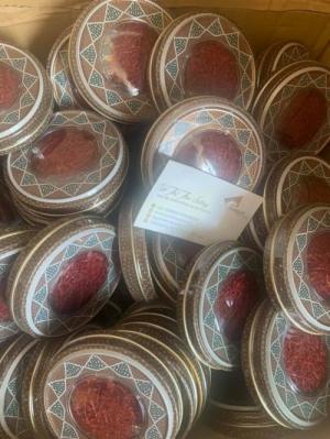 Nhụy hoa nghệ tây Iran - Hộp 2 gram Saffron