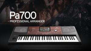 Đàn Organ Korg PA 700 New 100% Full Box