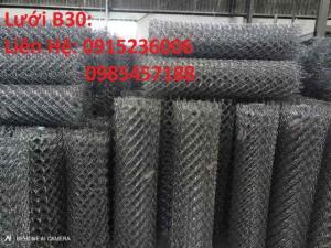 Lưới B20, B30, B40 hàng sẵn kho