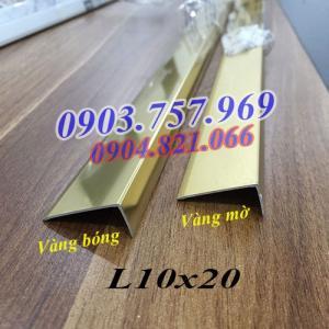 Nẹp L10x20, nẹp L inox, nẹp inox chữ L, nẹp L nhôm, nẹp nhôm chữ L, nẹp L12x28