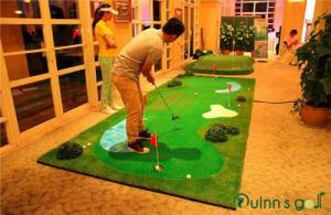 Bộ thảm Putting green tập skill tại nhà