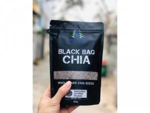 Hạt chia Black Bag Mexico bịch 500gr