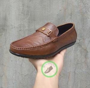 Giày nam giày da chính hiệu Quang Minh