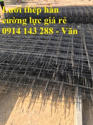 Lưới thép hàn cường lực đổ sàn bê tông chất lượng cao D4, D5, D6. .... D12 giá rẻ