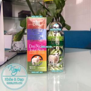 Viên Bôi Nhau Thai Cừu Nha Đam Và Vitamin E 100 Viên