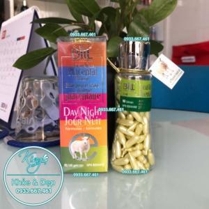 Viên Bôi Nhau Thai Cừu Nha Đam Và Vitamin E 90 Viên (Chống Nắng SPF/15)