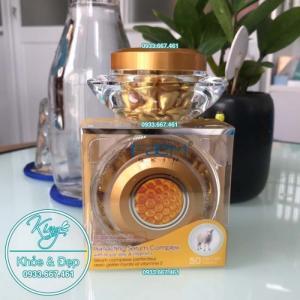 Viên Bôi Sữa Ong Chúa Dạng Serum 50 Viên (Perfecting Serum Complex With Royal Jelly & Vitamin E)