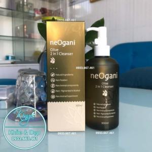 Sửa Rửa Mặt Neogani Olive 2 In 1 Cleanser 300ML
