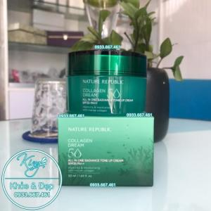 Kem Dưỡng Da Nature Republic Collagen 50 Dream
