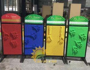 Cung cấp bảng tương tác 3D cho trường mầm non, công viên, khu vui chơi trẻ em