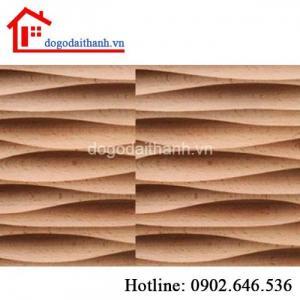 Trang trí nhà bằng vách 3d gỗ ốp tường sinh động