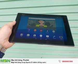Máy tính bảng Sony Xperia Z2 tablet chống nước