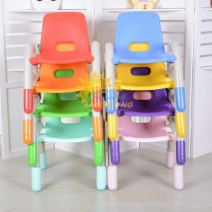 Ghế nhựa mầm non có tay vịn bền chắc cho trẻ em mầm non