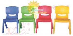 Ghế nhựa đúc mầm non dành cho trẻ em giá rẻ, chất lượng nhất