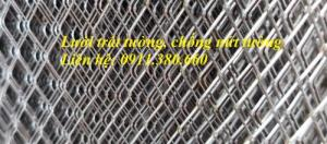 Lưới Trát Tường Khổ 1Mx60M, Ô 10X20Ly Chống Nứt Tường, Chống Thấm
