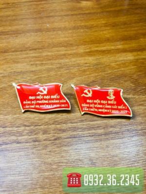 Huy hiệu đại hội đảng
