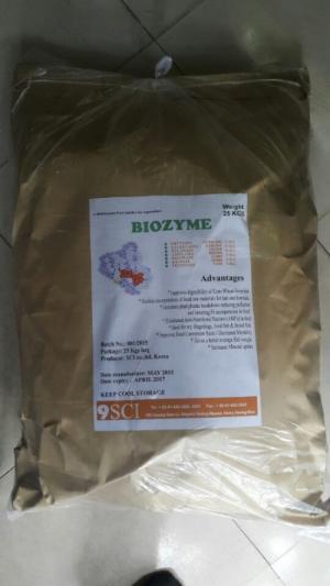Enzyme tăng trọng , enzyme tiêu hóa BIOZYME cho tôm cá