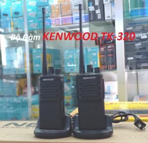 Bộ đàm Kenwood TK-320 hàng nhập Malaysia giá rẻ