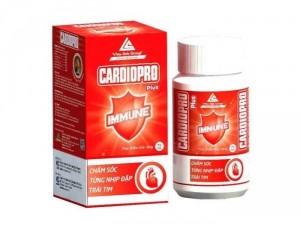 Hỗ trợ tim mạch– Cardiopro plus – Chăm sóc từng nhịp đập trái tim