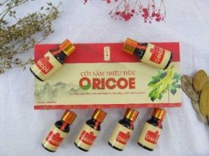 Cốt Sâm Triều Tiên - ORICOE