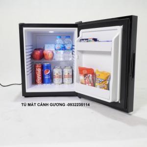 Tủ mát không tiếng ồn bảo quản đồ uống, thuốc, mỹ phẩm