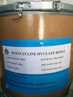 Doxycyline HCL dùng trong Chăn nuôi