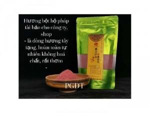 Hương bột cúng dường Bổn Tôn từ Tây Tạng