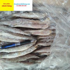 Cá bống đông lạnh cắt bỏ đầu