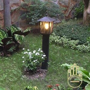 Những mẫu đèn trụ đứng sân vườn đẹp nhất