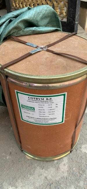 Cotrym nguyên liệu dùng trong Chăn nuôi