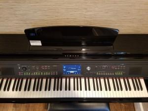 ĐÀN PIANO YAMAHA CVP 605 PE CHÍNH HÃNG - KHÁT VỌNG MUSIC