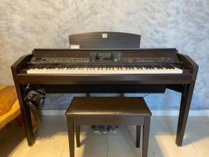 ĐÀN PIANO YAMAHA CVP 505 CHÍNH HÃNG - KHÁT VỌNG MUSIC