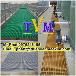 Công ty bán tấm sàn lót lối đi lại, sàn kháng hóa chất, chống tia UV