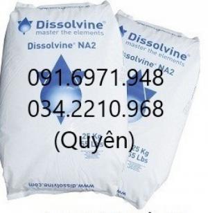 Nơi bán EDTA 2 muối Hà Lan, dissolvine Na2 khử phèn chính hãng, giá sỉ