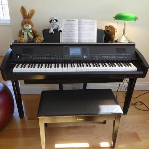 Đàn Piano Điện Yamaha CVP 405 R - Khát Vọng Music