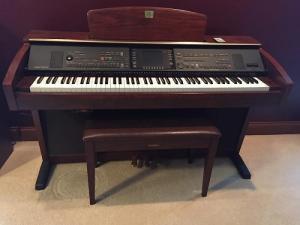 Đàn piano yamaha cvp 305 chính hãng - khát vọng music