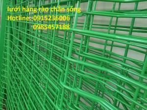 Hàng rào mạ kẽm, sơn tĩnh điện, mạ kẽm nhúng nóng rẻ nhất miền Nam