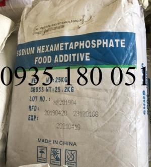 Sodium Hexametaphotphates SHMP